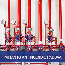 Impianto Antincendio Padova