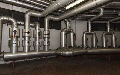 Impianto Olio Diatermico